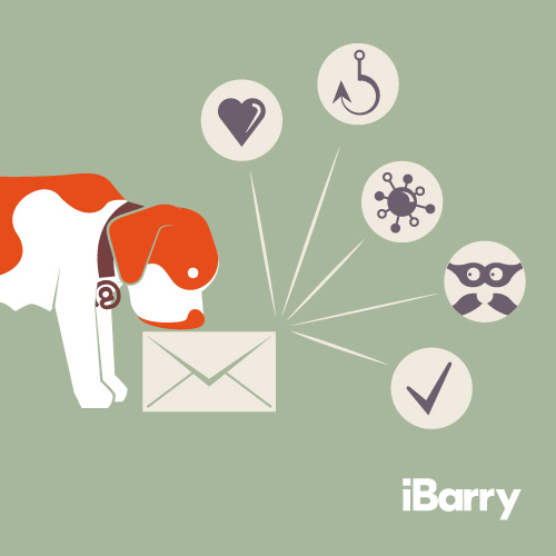 iBarry: Mail Security.