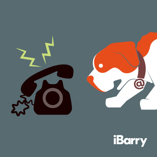 iBarry: Scam Call.