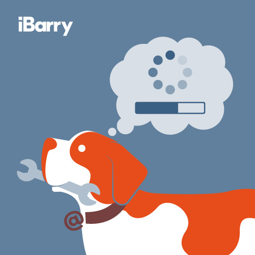 iBarry: Make Updates.